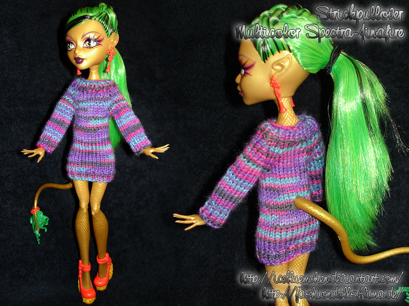 Tiny Sweater - Multicolor-spectra-jinafire